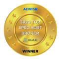 Advisr Insurance Broker Awards 2020 | Sparrow Insurance
